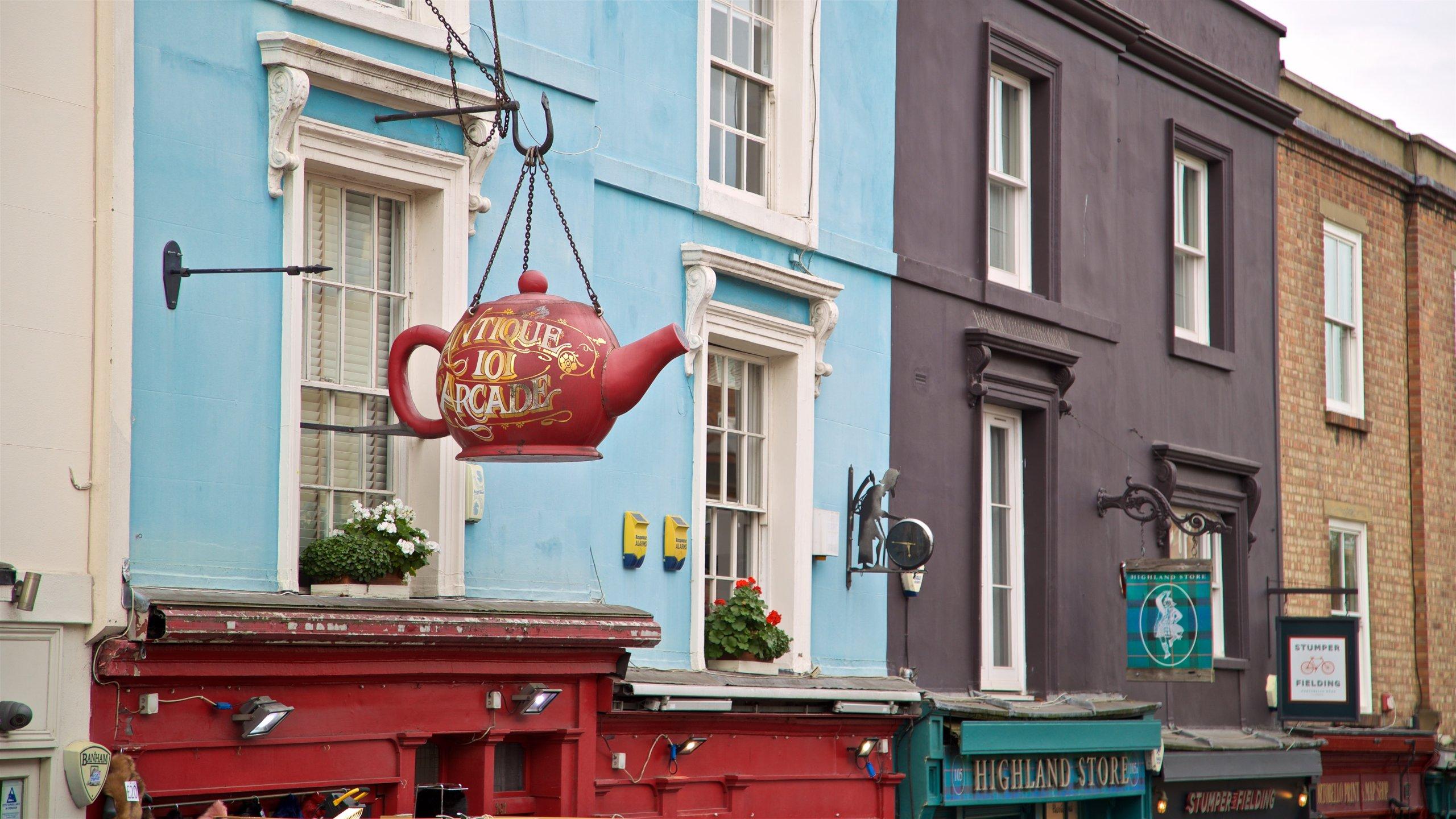 Westbourne Grove, London, England, Großbritannien