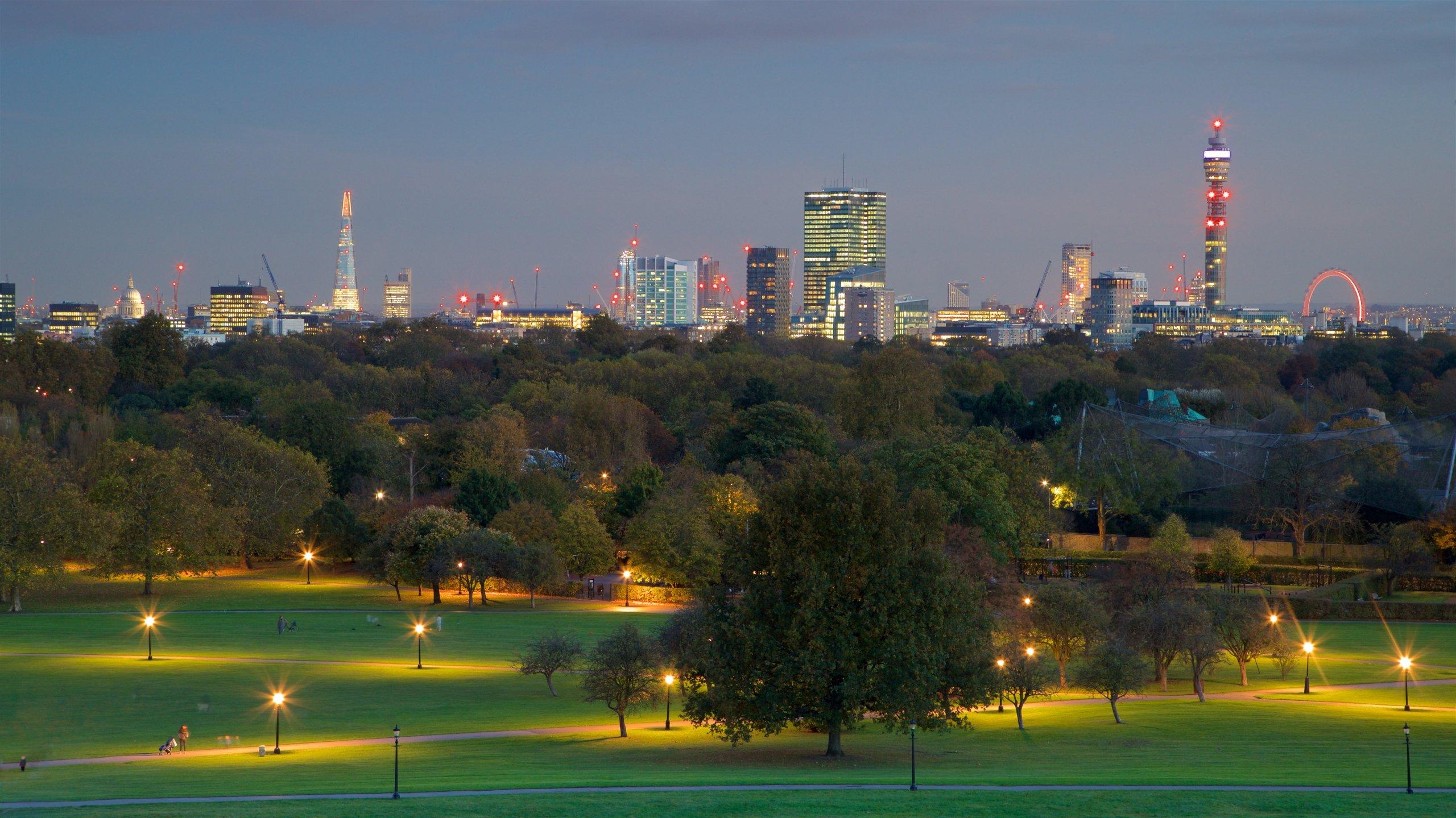 Primrose Hill, London, Greater London, England, Großbritannien