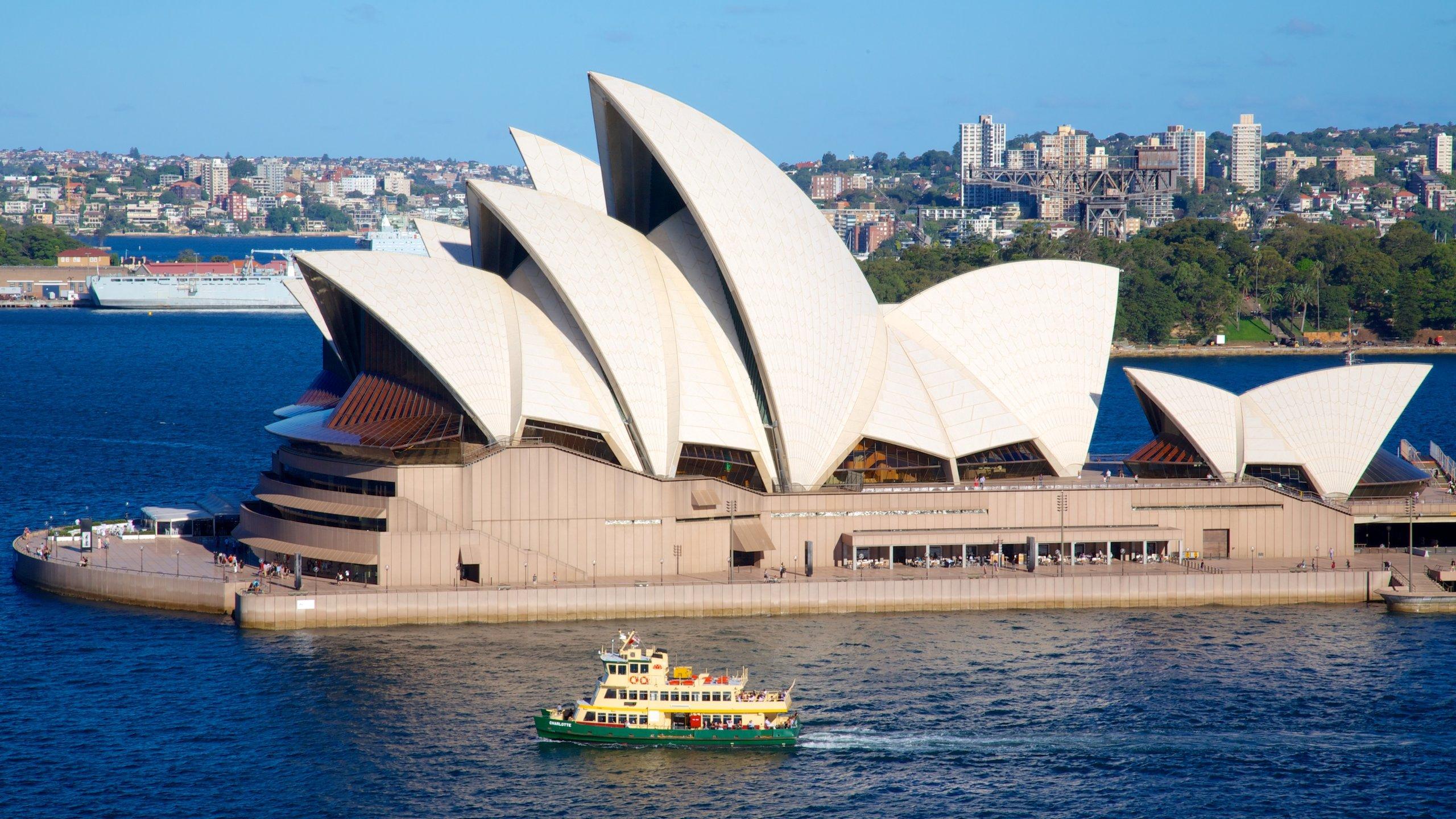 31141 Sydney Opera House - Download Images Of Sydney Opera House  Background
