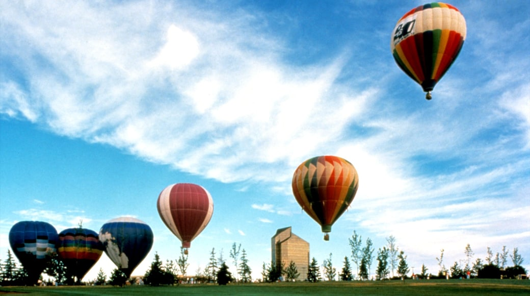 特拉佛斯城 其中包括 熱氣球