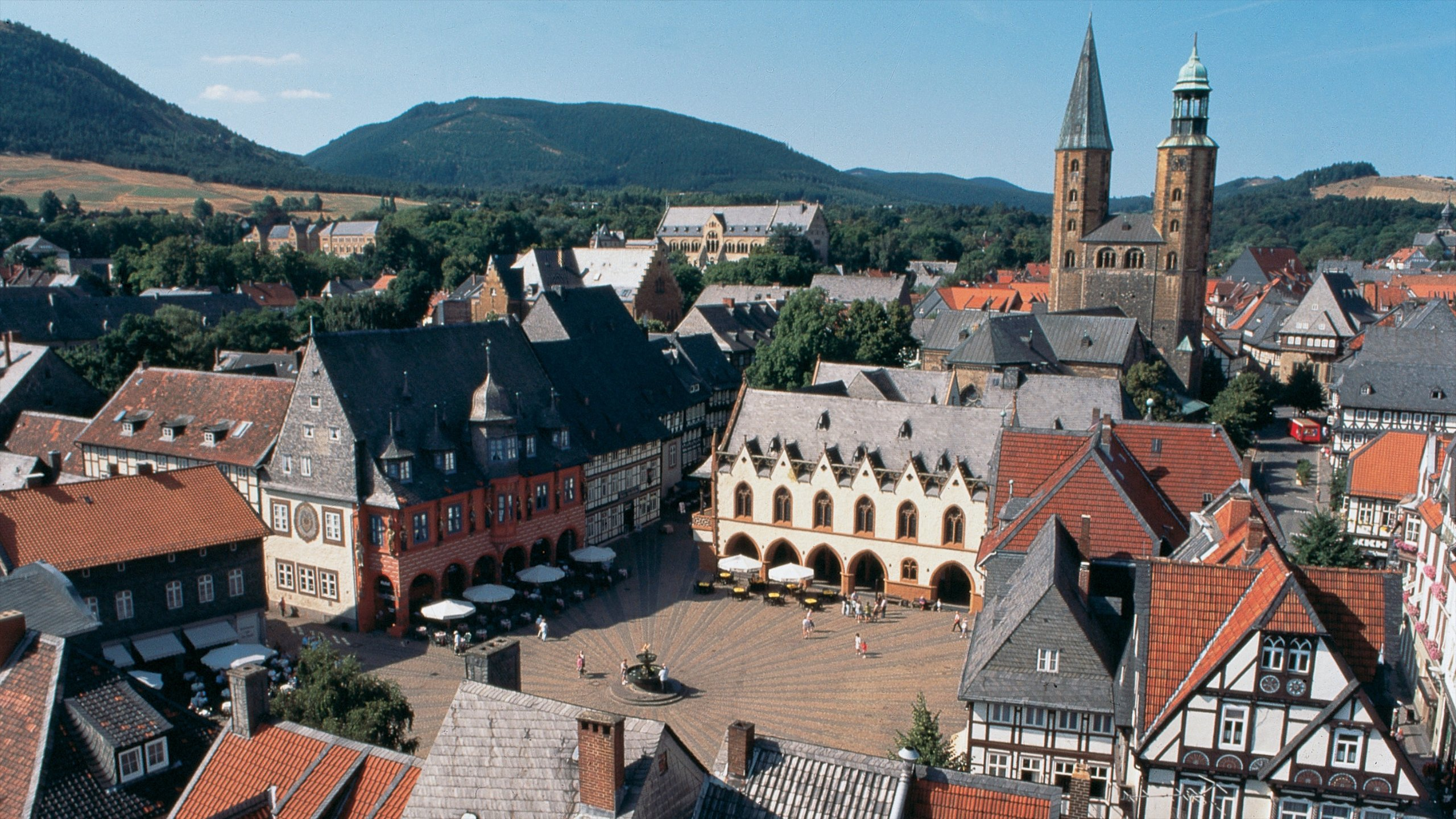 Goslar Rural District, Lower Saxony, Germany