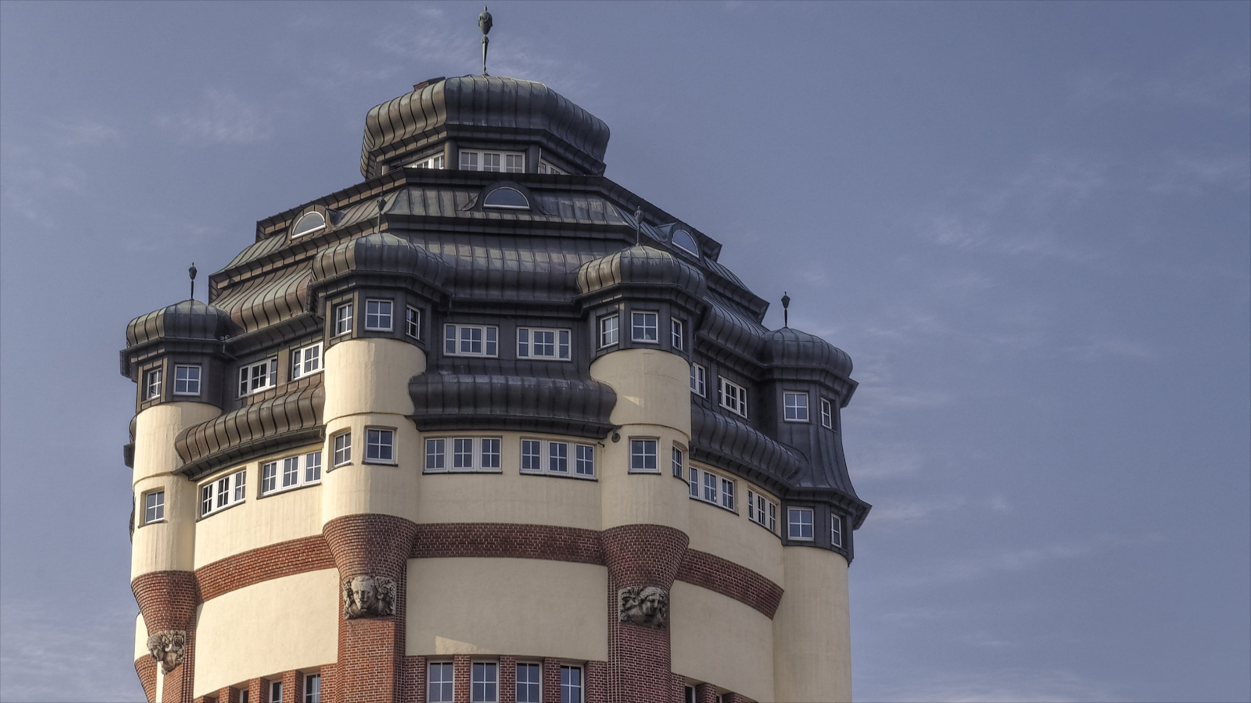 District de Düsseldorf, Rhénanie-du-Nord-Westphalie, Allemagne