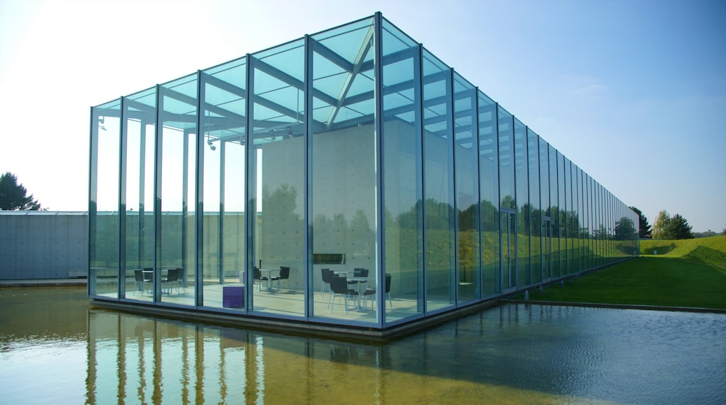 Neuss das einen moderne Architektur