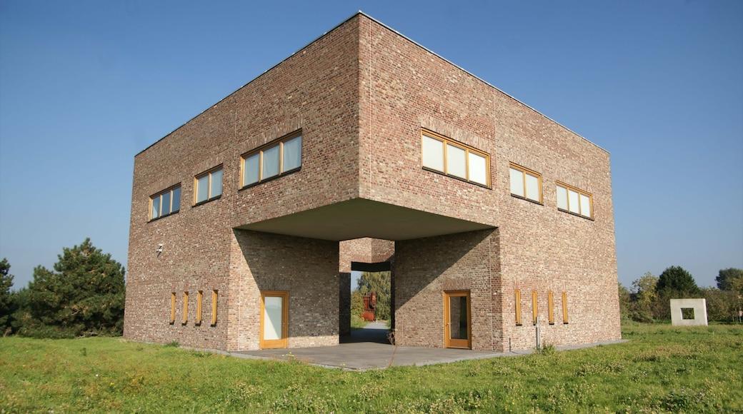 Neuss welches beinhaltet moderne Architektur