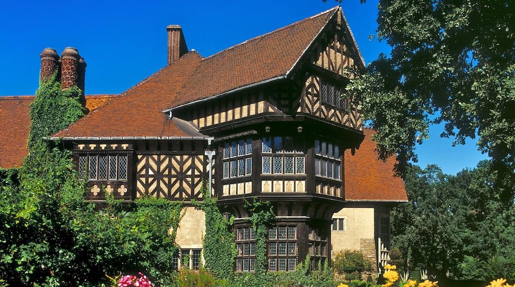 Potsdam das einen historische Architektur