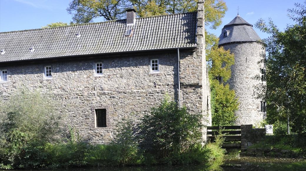 Ratingen welches beinhaltet Haus und historische Architektur