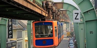 Wuppertal welches beinhaltet Stadt