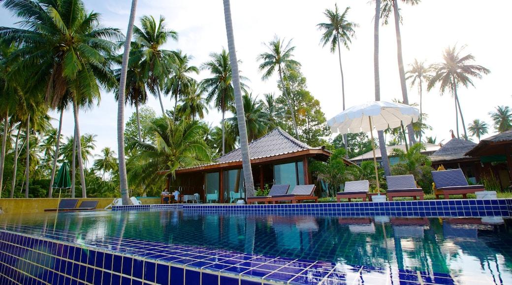 Koh Samui inclusief tropische uitzichten en een zwembad