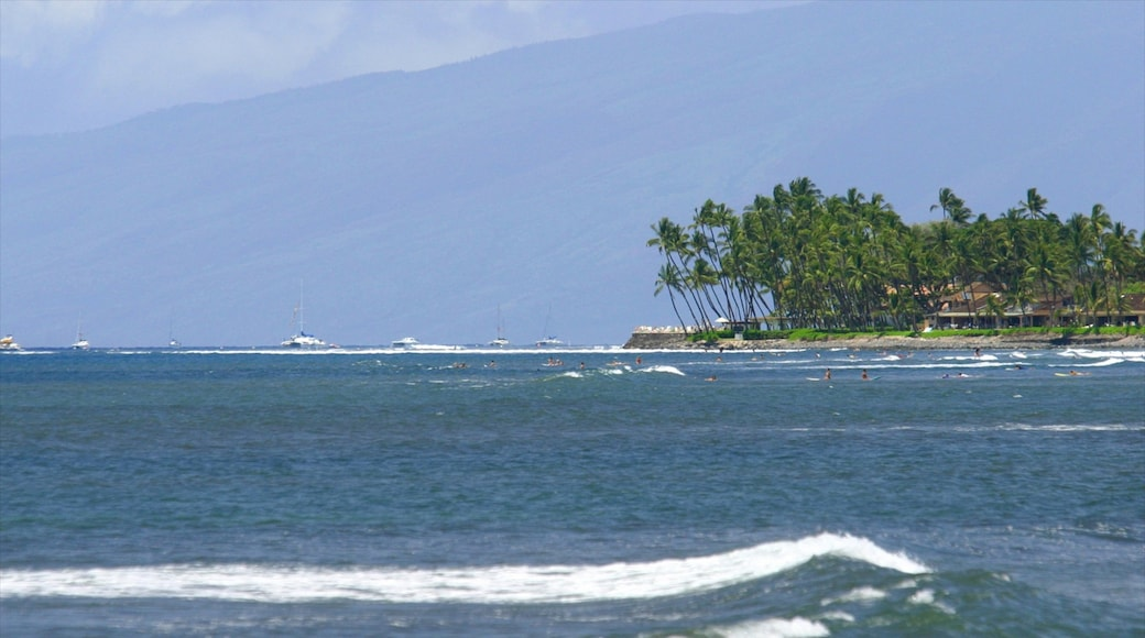 Lahaina featuring island views, landscape views and general coastal views