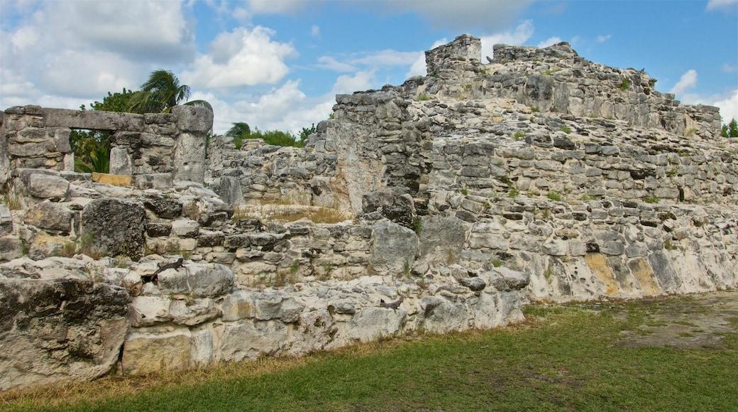 El Rey Ruins which includes a ruin