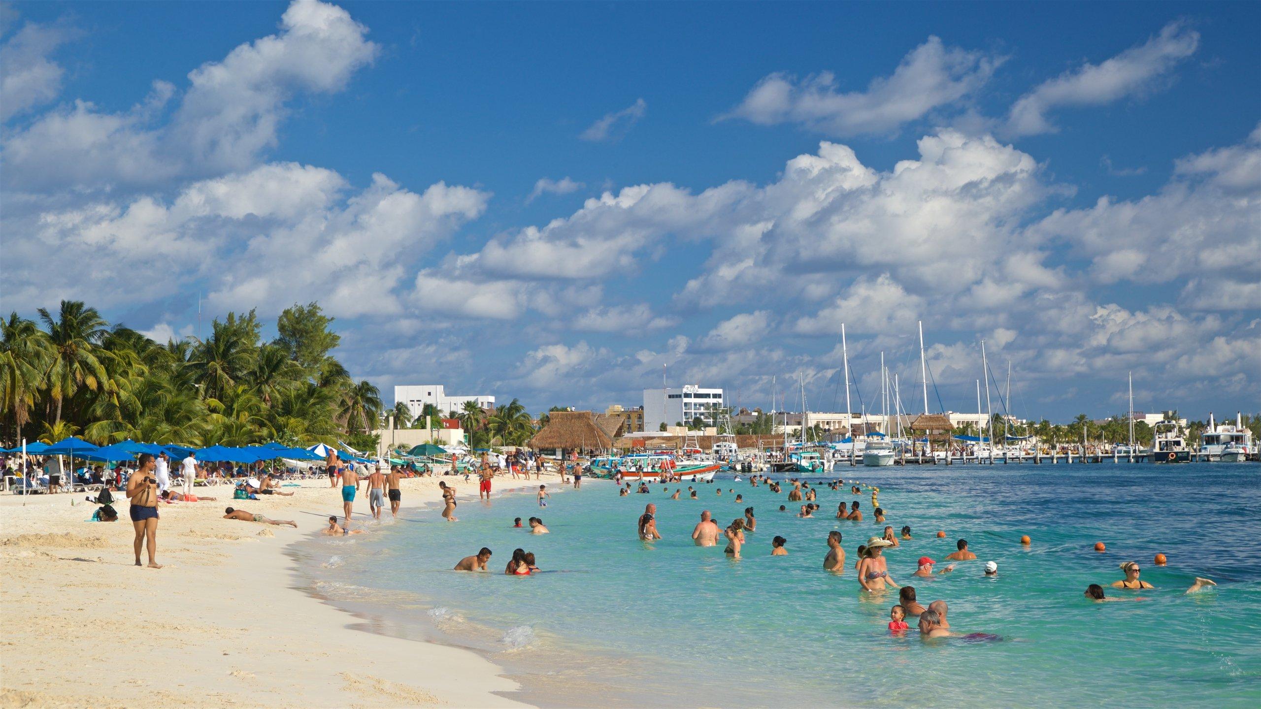 Norte Beach, Isla Mujeres, Quintana Roo, Mexico