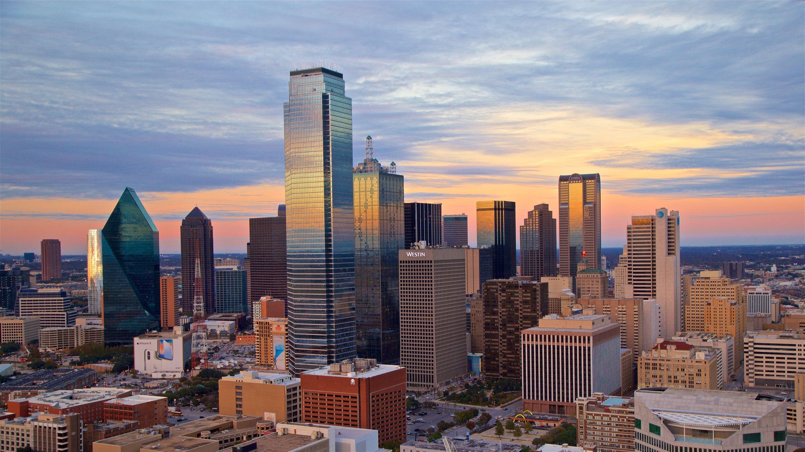 Centrl Dallas, TX
