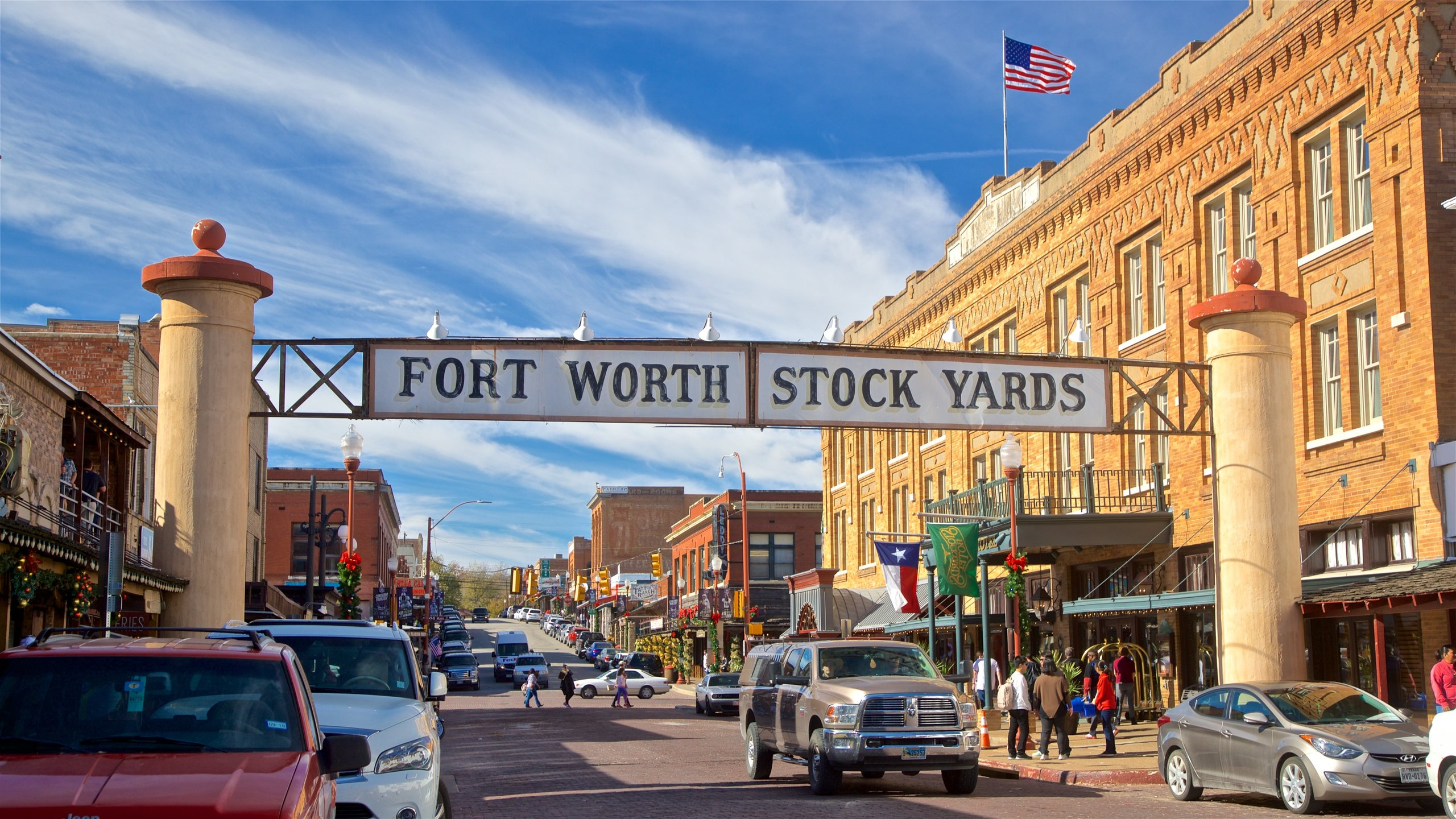 The 10 Best Hotels In Fort Worth Stockyards Fort Worth From