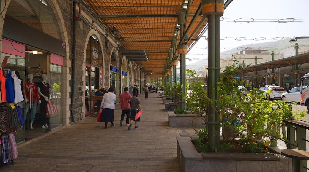 Vieille ville de Tibériade