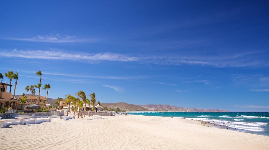 Buenavista featuring general coastal views and a beach