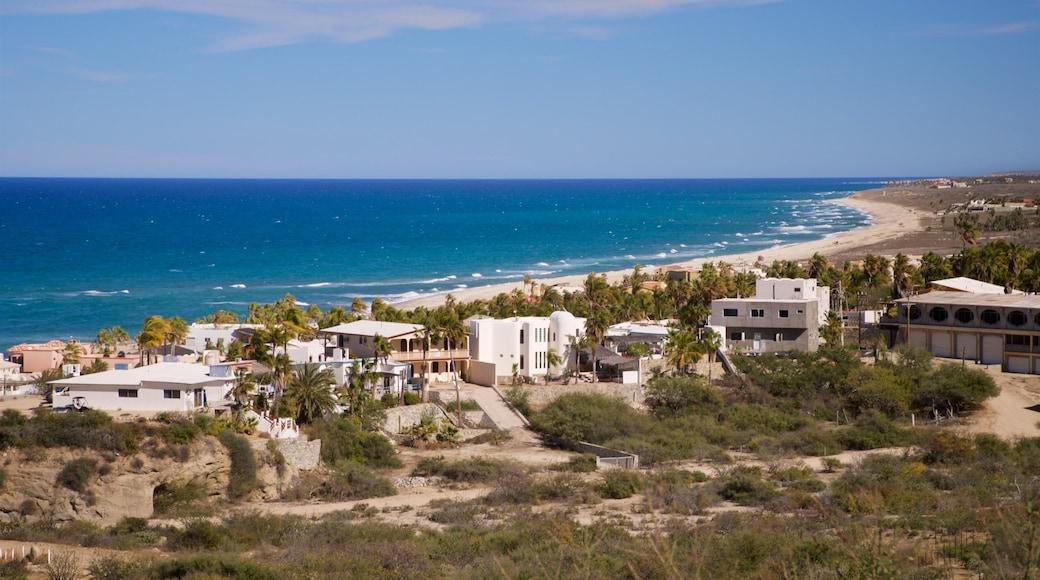 Buenavista showing landscape views, general coastal views and a coastal town