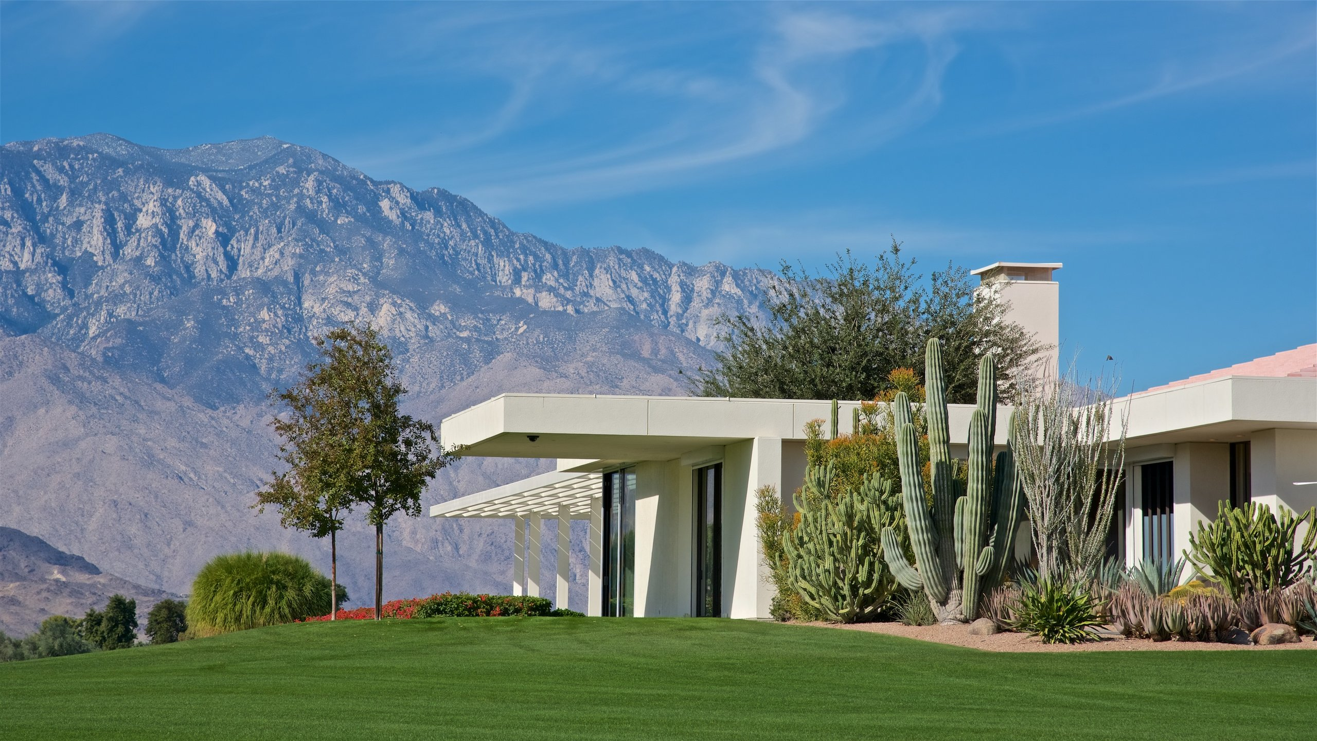 Sunnylands Center and Gardens, Rancho Mirage, California, United States of America