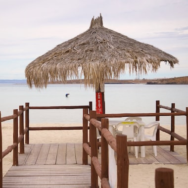 Tesoro Beach