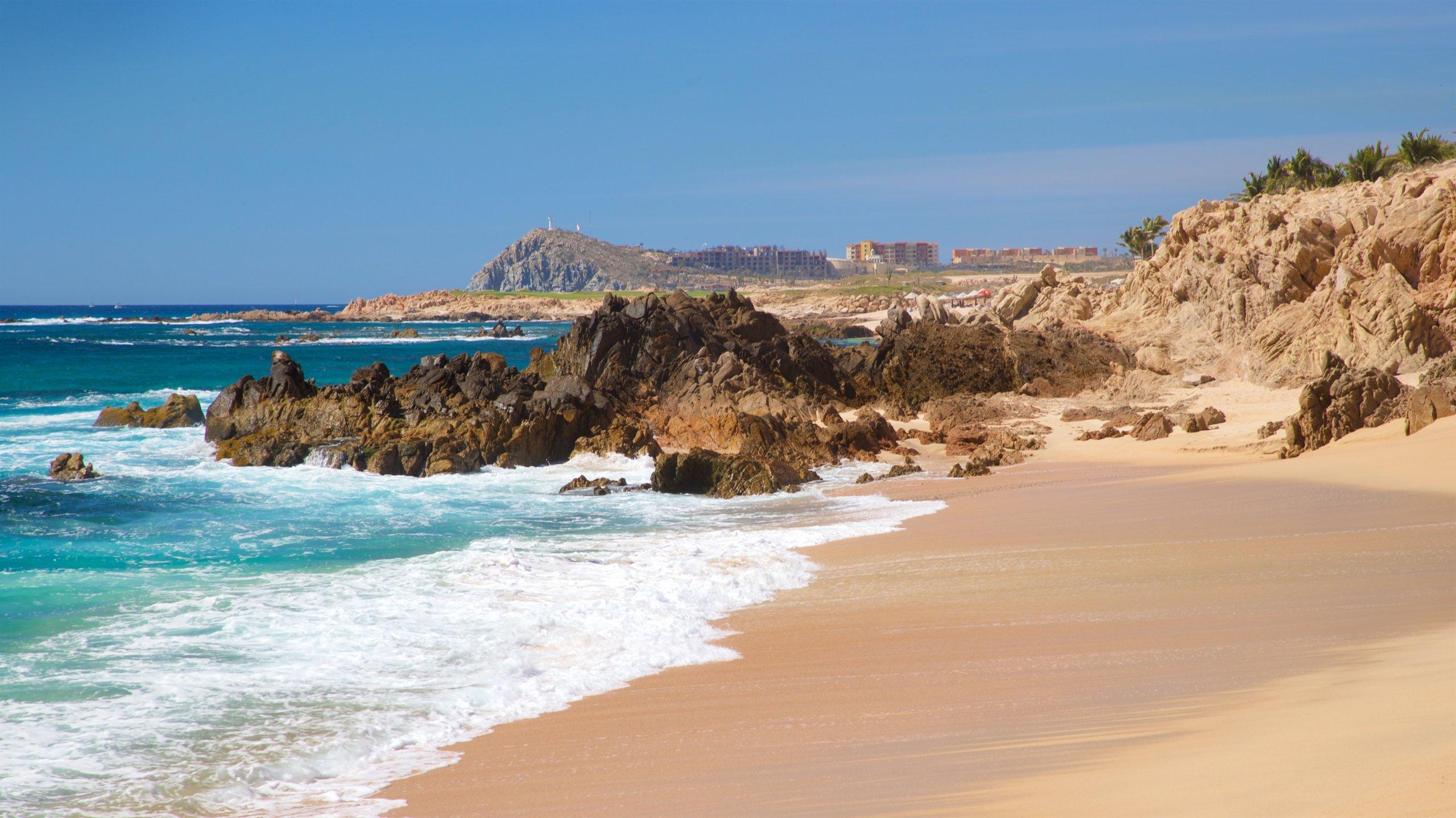 Strand Las Viudas, Los Cabos, Baja California Sur/Süden der Baja California, Mexiko