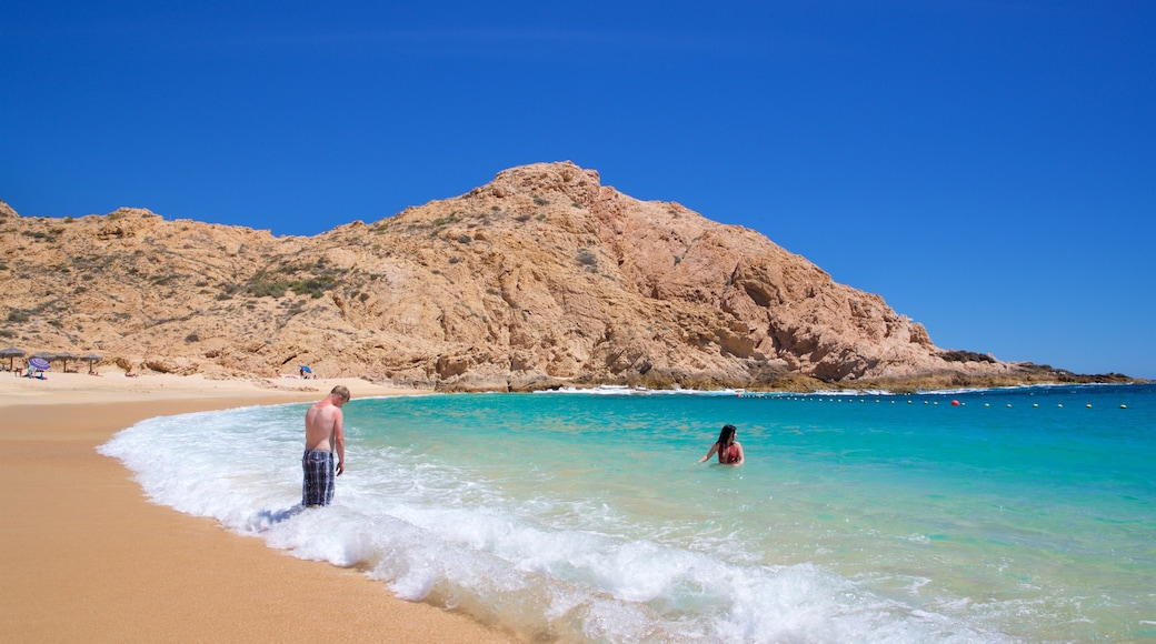 Santa Maria Beach featuring swimming, a beach and general coastal views