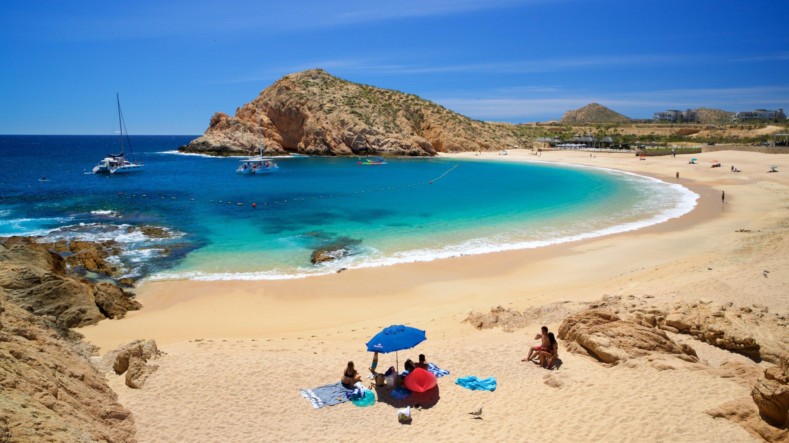 Cinco playas en Los Cabos recibieron el certificado Playas Platino.