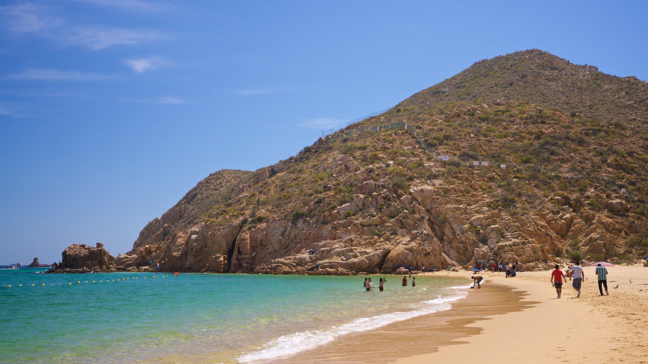 Cannery Beach, Cabo San Lucas, Baja California Sur, Mexico