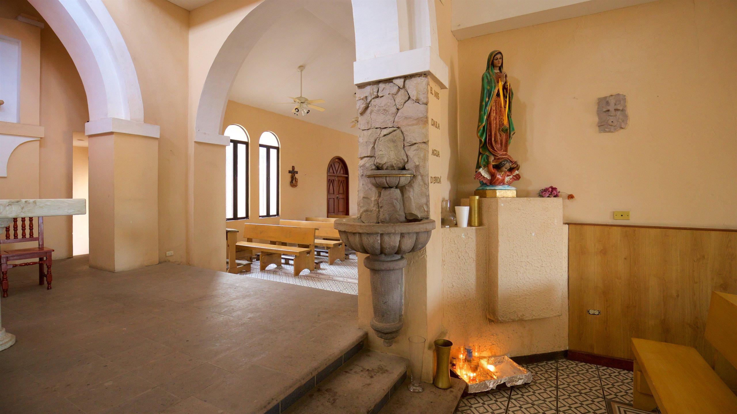 Iglesia Catolica de San Lucas, Los Cabos, Baja California Sur/Süden der Baja California, Mexiko