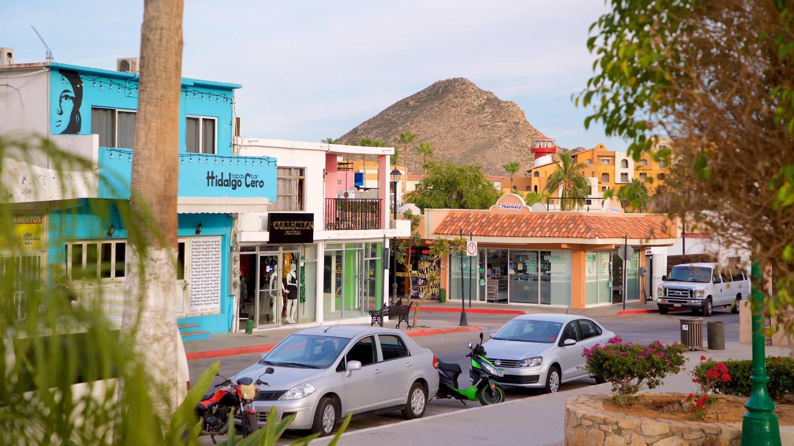 Plaza Amelia Wilkes, Los Cabos, Baja California Sur/Süden der Baja California, Mexiko