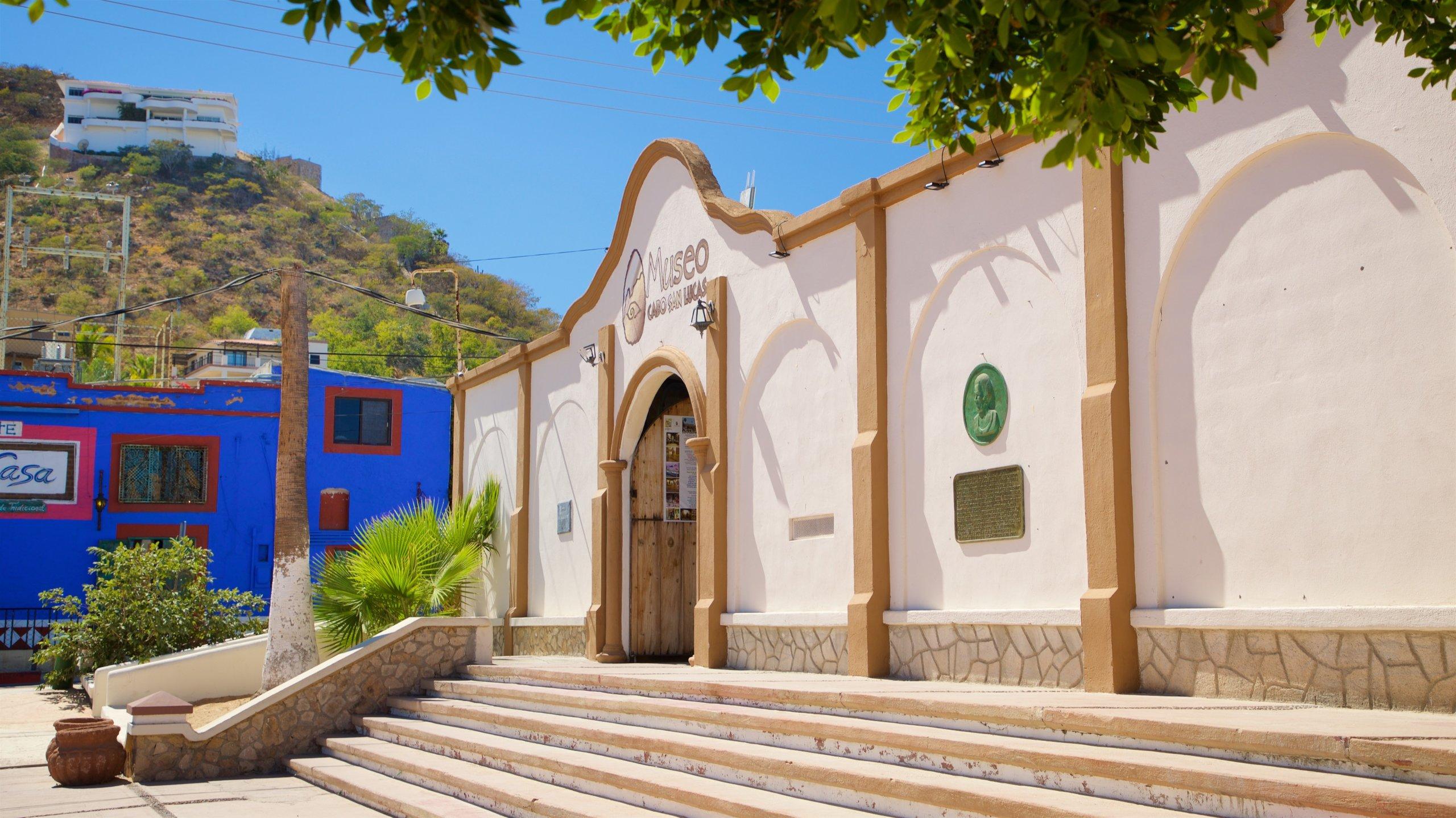 Naturkundemuseum von Cabo San Lucas, Los Cabos, Baja California Sur/Süden der Baja California, Mexiko
