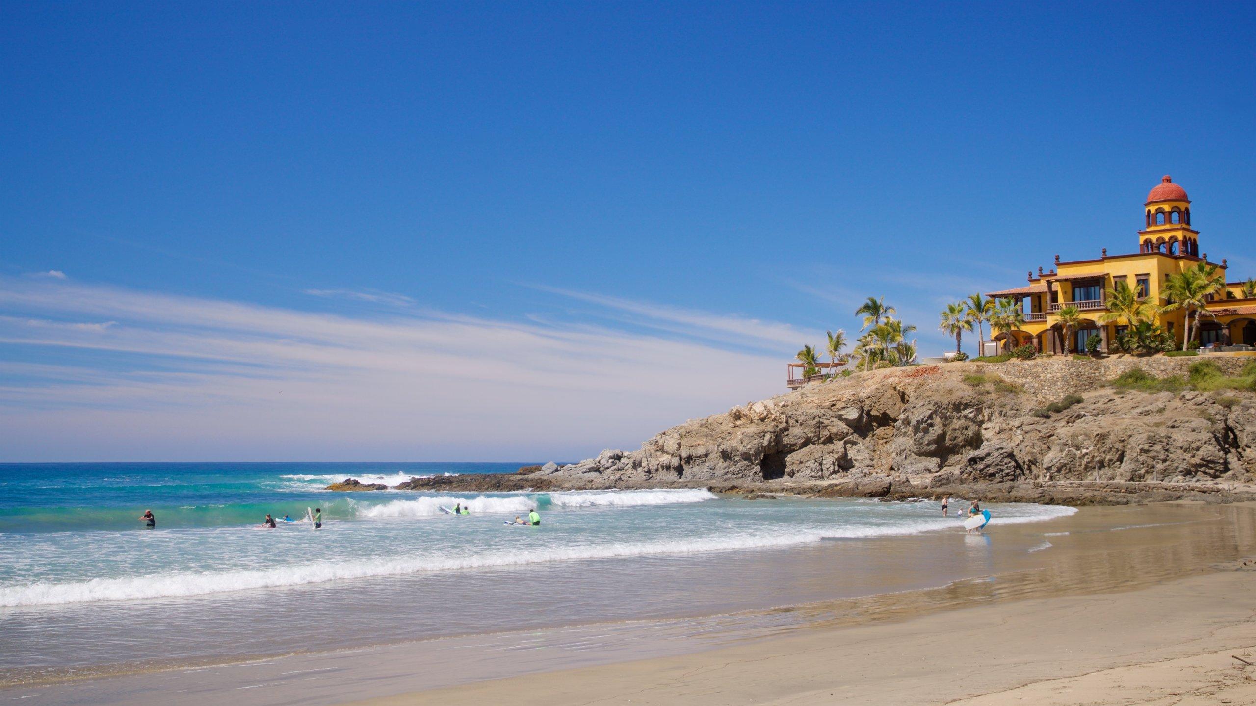 Los Cerritos Beach, El Pescadero, Mexico
