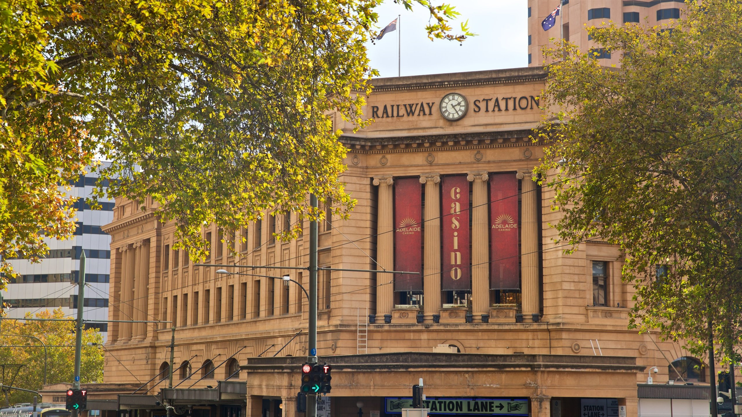 Adelaide Casino Accommodation