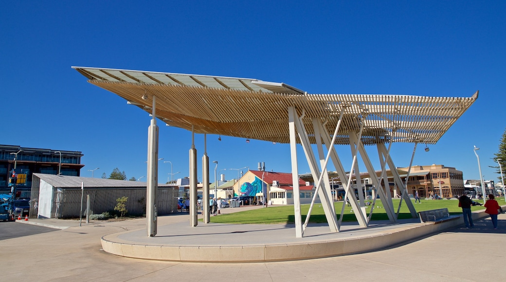 Henley Beach featuring a park