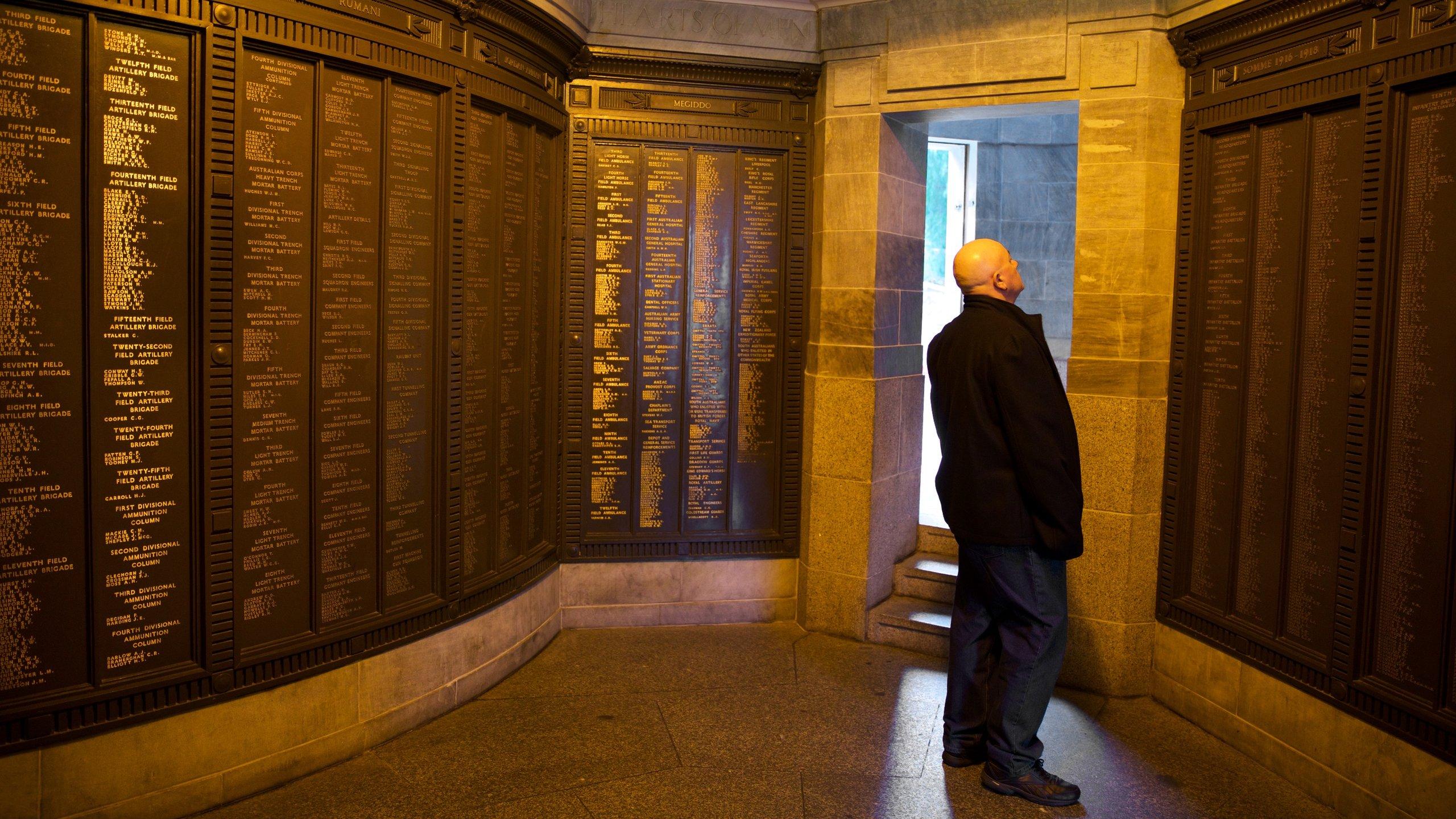 Adelaide War Memorial, Adelaide, South Australia, Australië