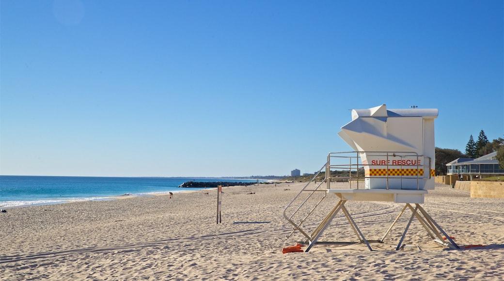 City Beach featuring a sandy beach and general coastal views