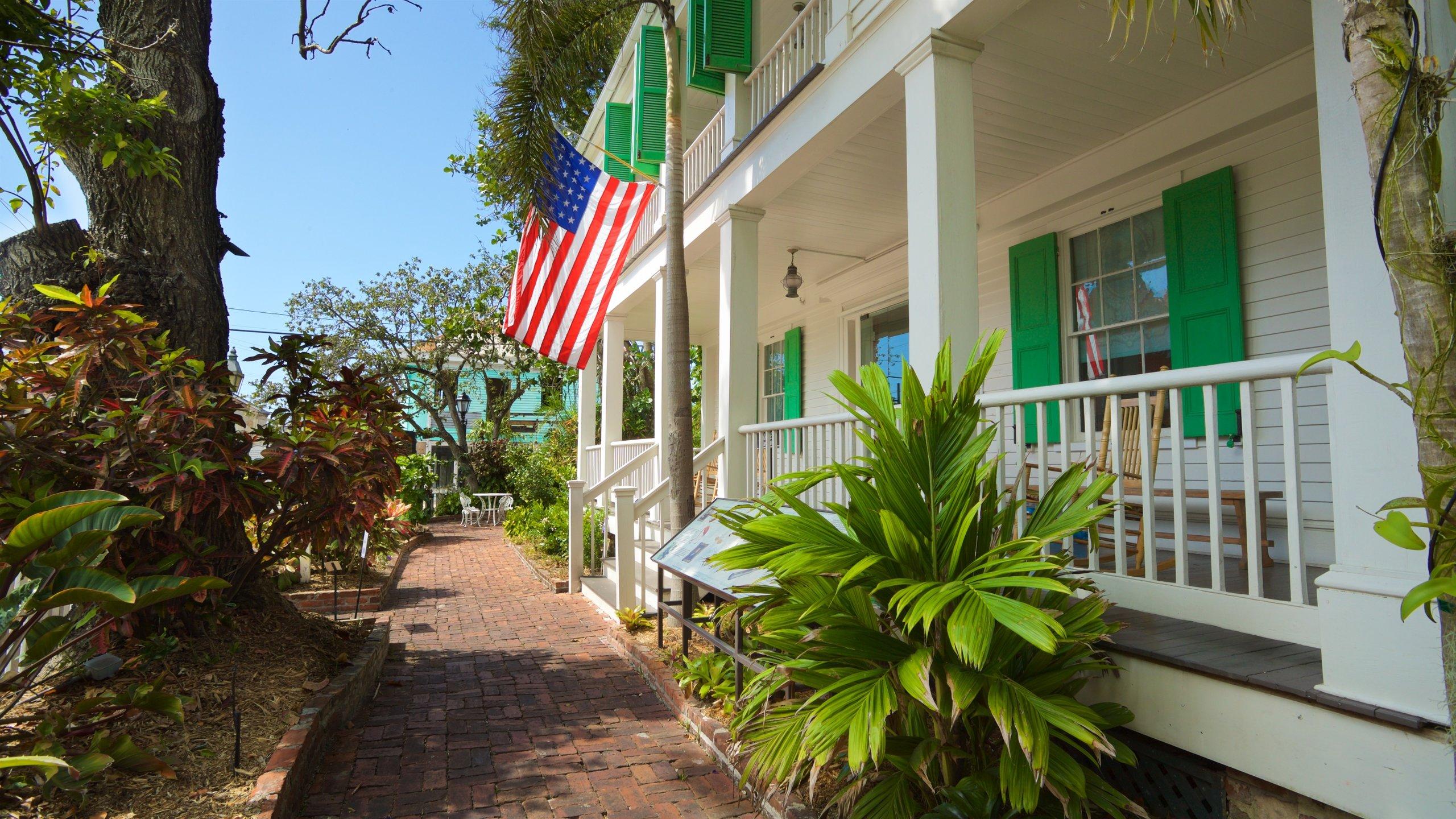Audubon House and Tropical Gardens, Key West, Florida, United States of America