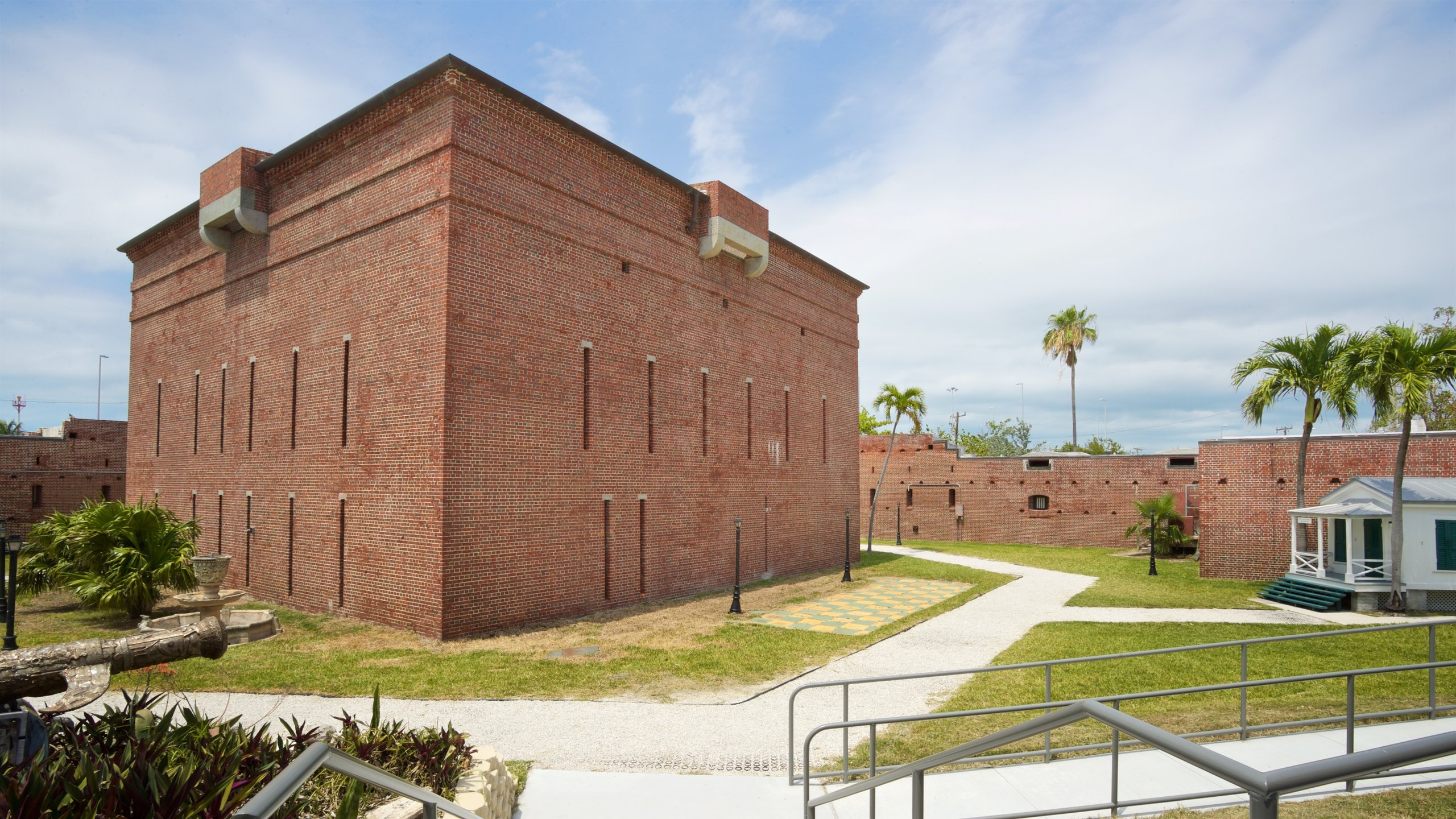 Fort East Martello Museum and Gallery, Key West, Florida, United States of America