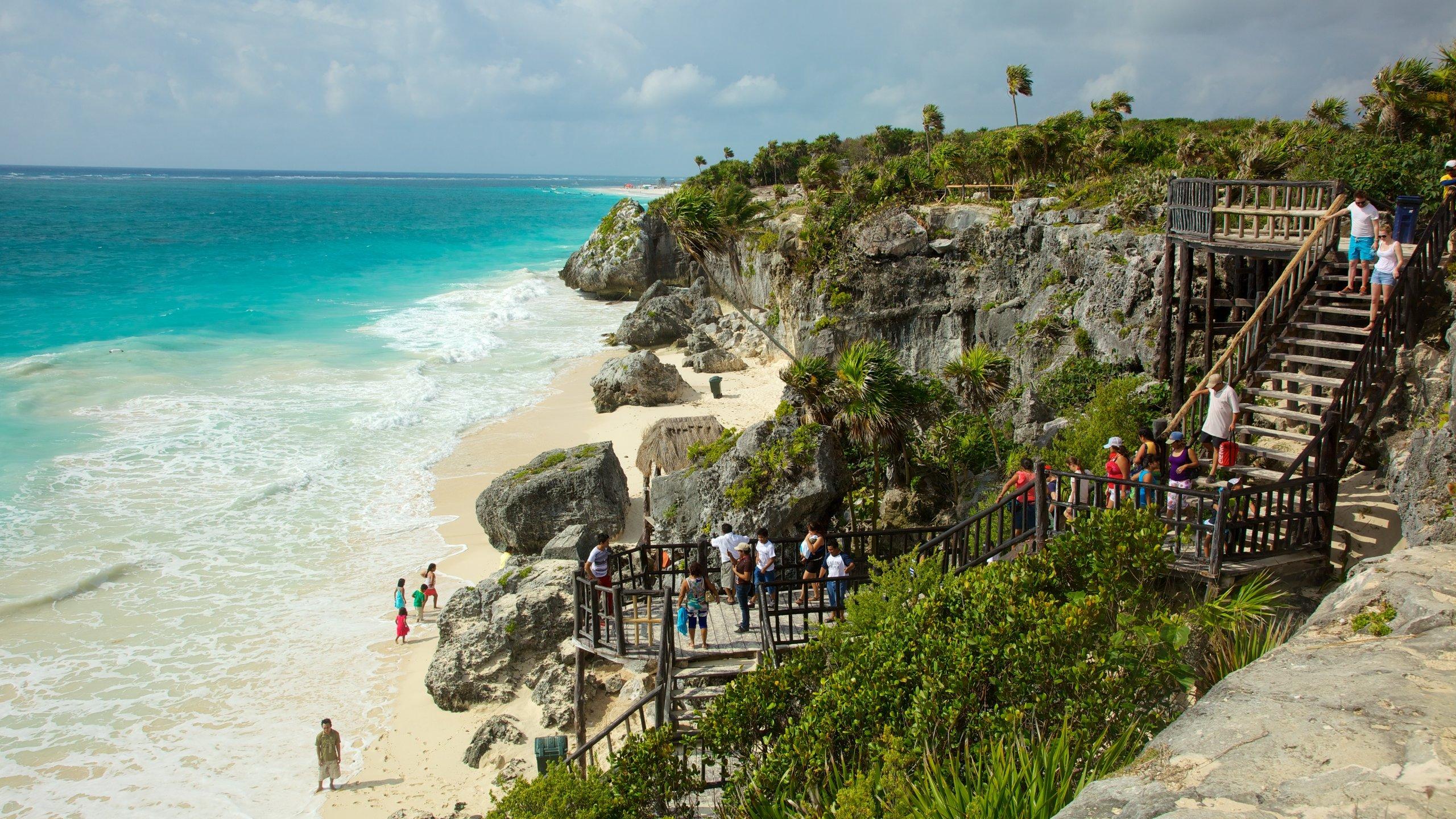 Tulum National Park, Tulum, Quintana Roo, Mexico