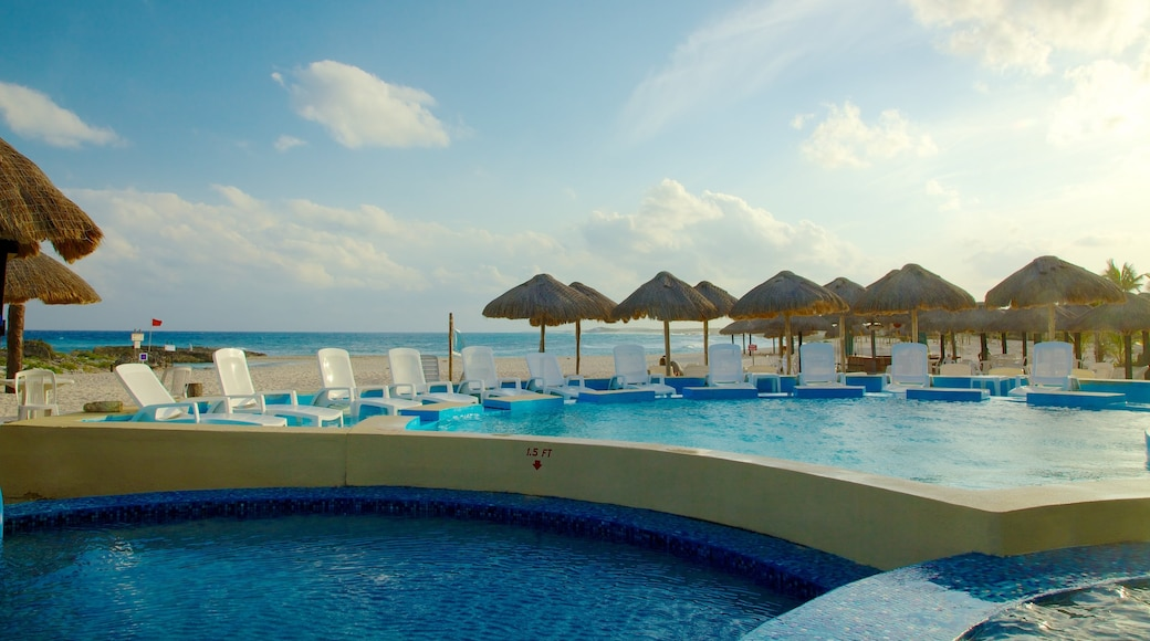 Cozumel featuring tropical scenes