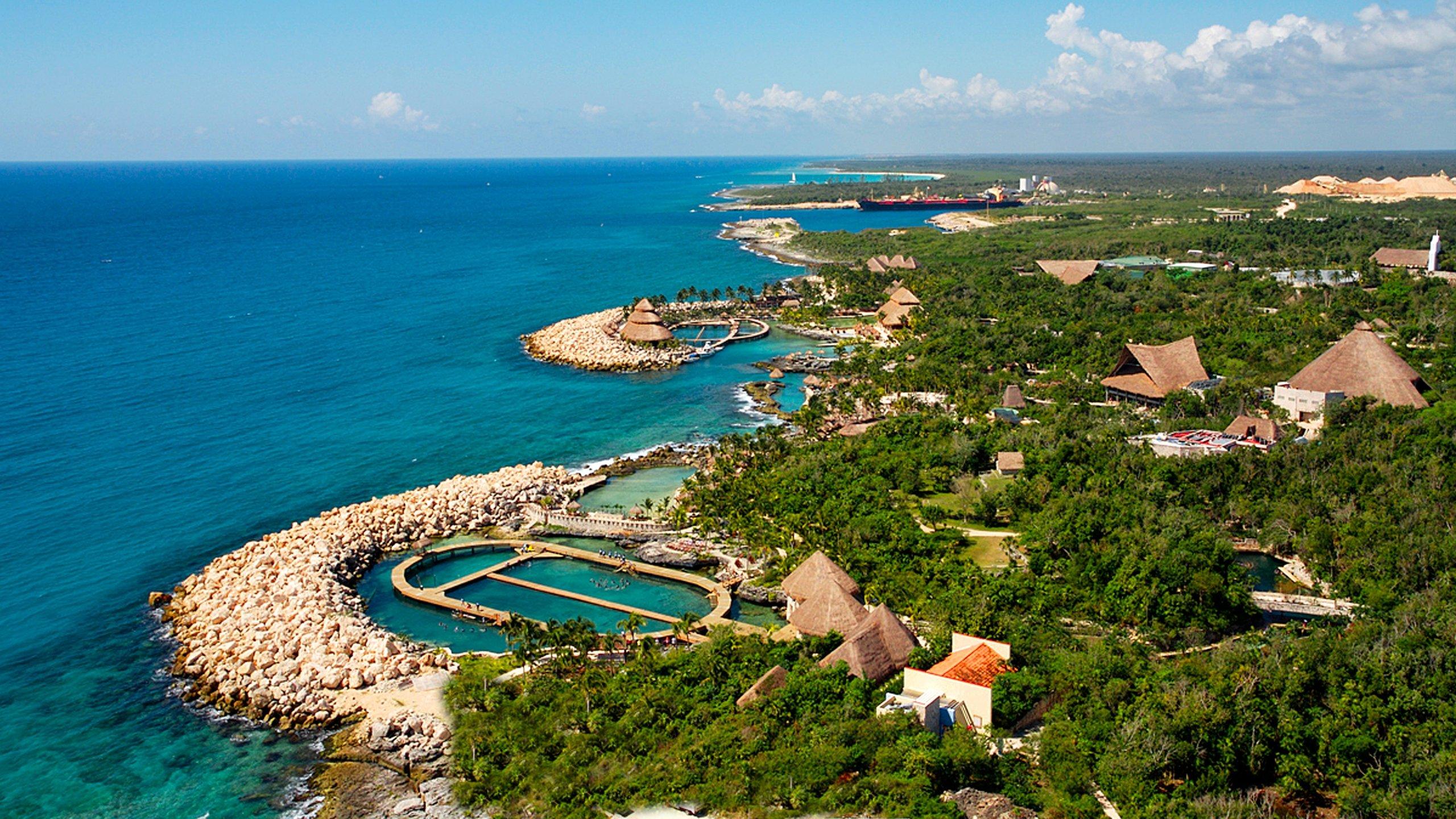Xcaret Eco Theme Park, Playa del Carmen, Quintana Roo, Mexico