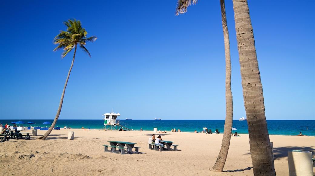 Fort Lauderdale strandpark