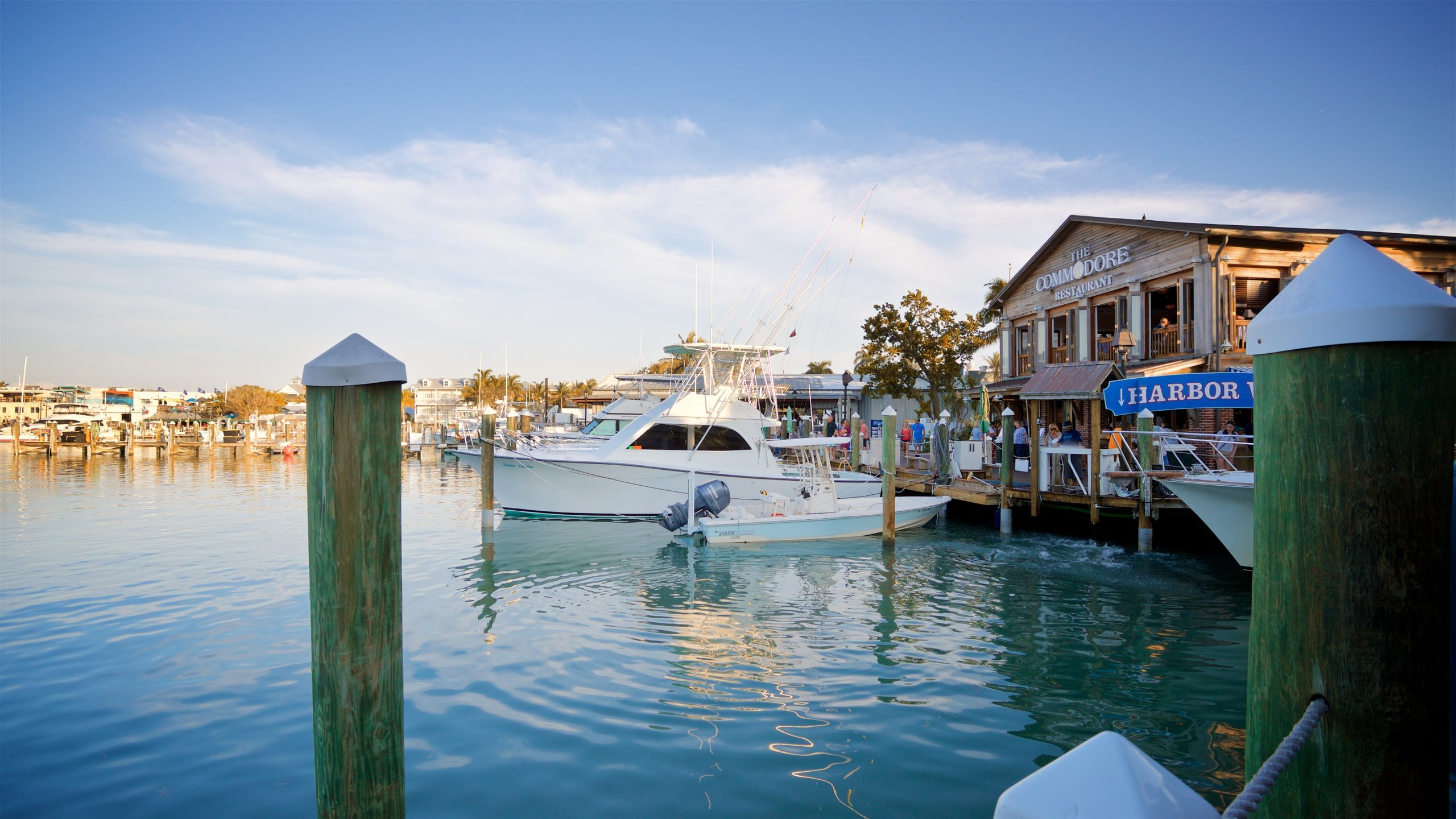 Historic Seaport, Key West, Florida, United States of America