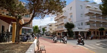 Es Pujols, Formentera, Balearic Islands, Spain