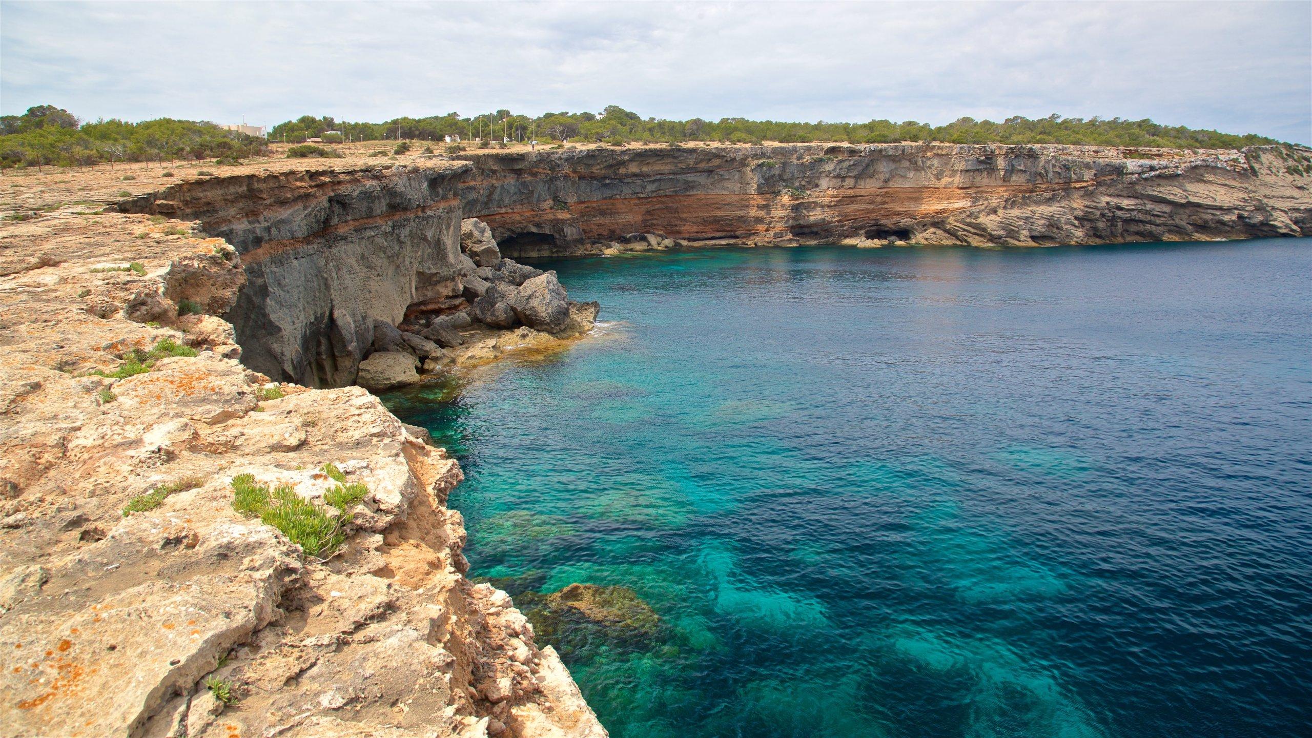 La Savina, Formentera, Balearen, Spanien