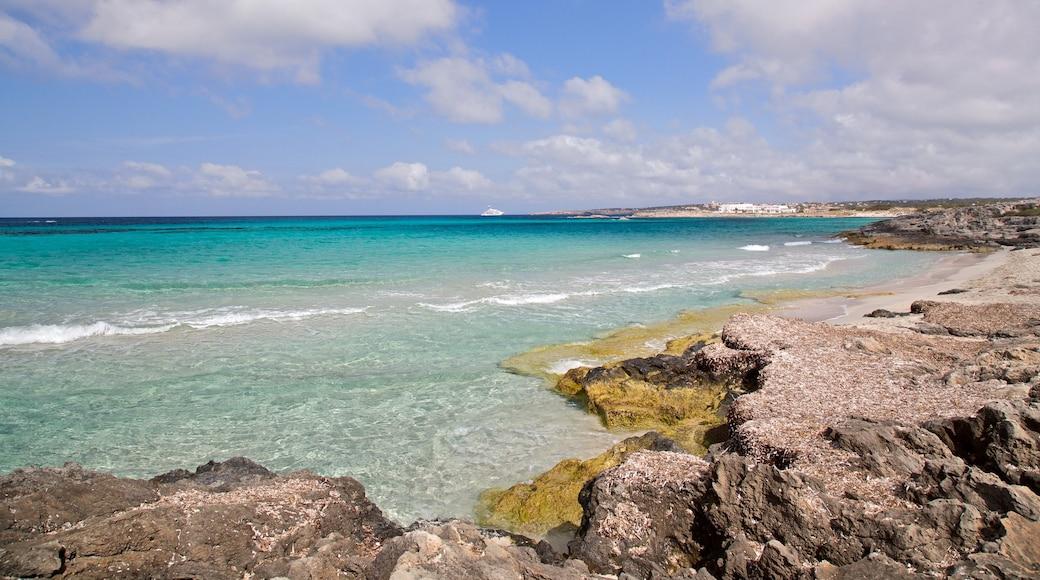 Sa Roqueta Beach