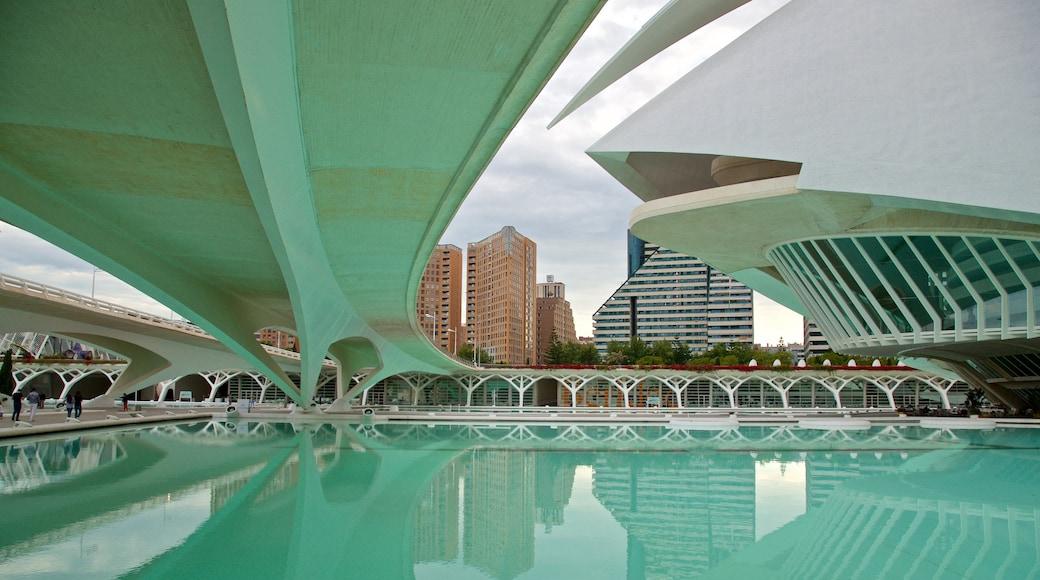 Camins al Grau featuring a pool
