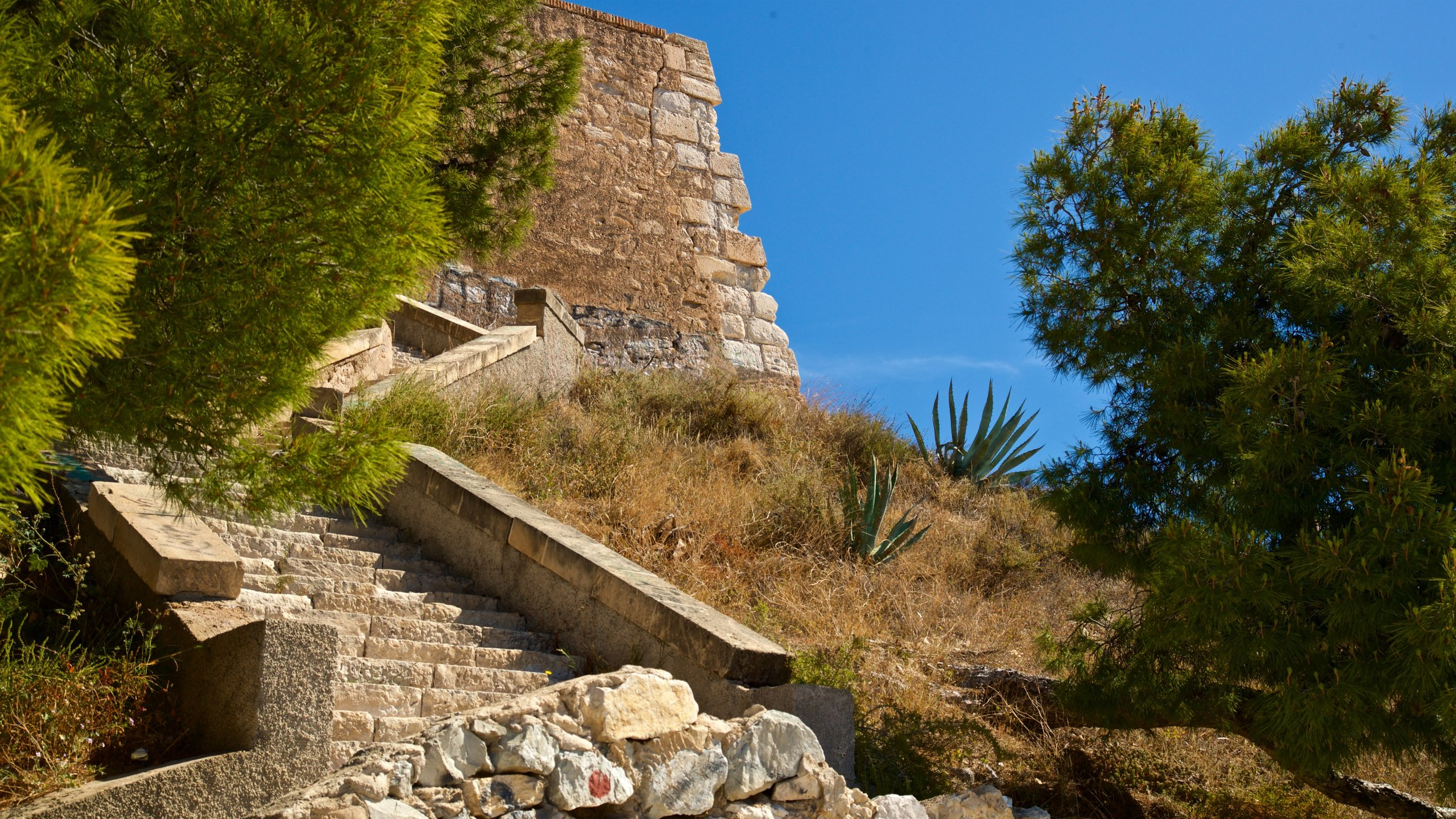 Castillo de San Fernando, Alicante, Valencianische Gemeinschaft, Spanien
