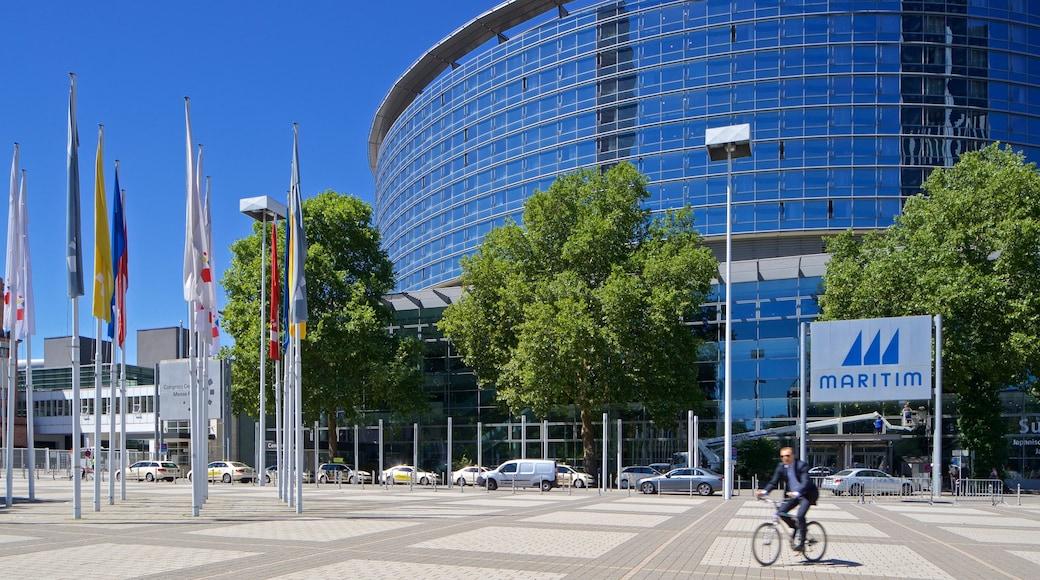 Congress Center Messe Frankfurt