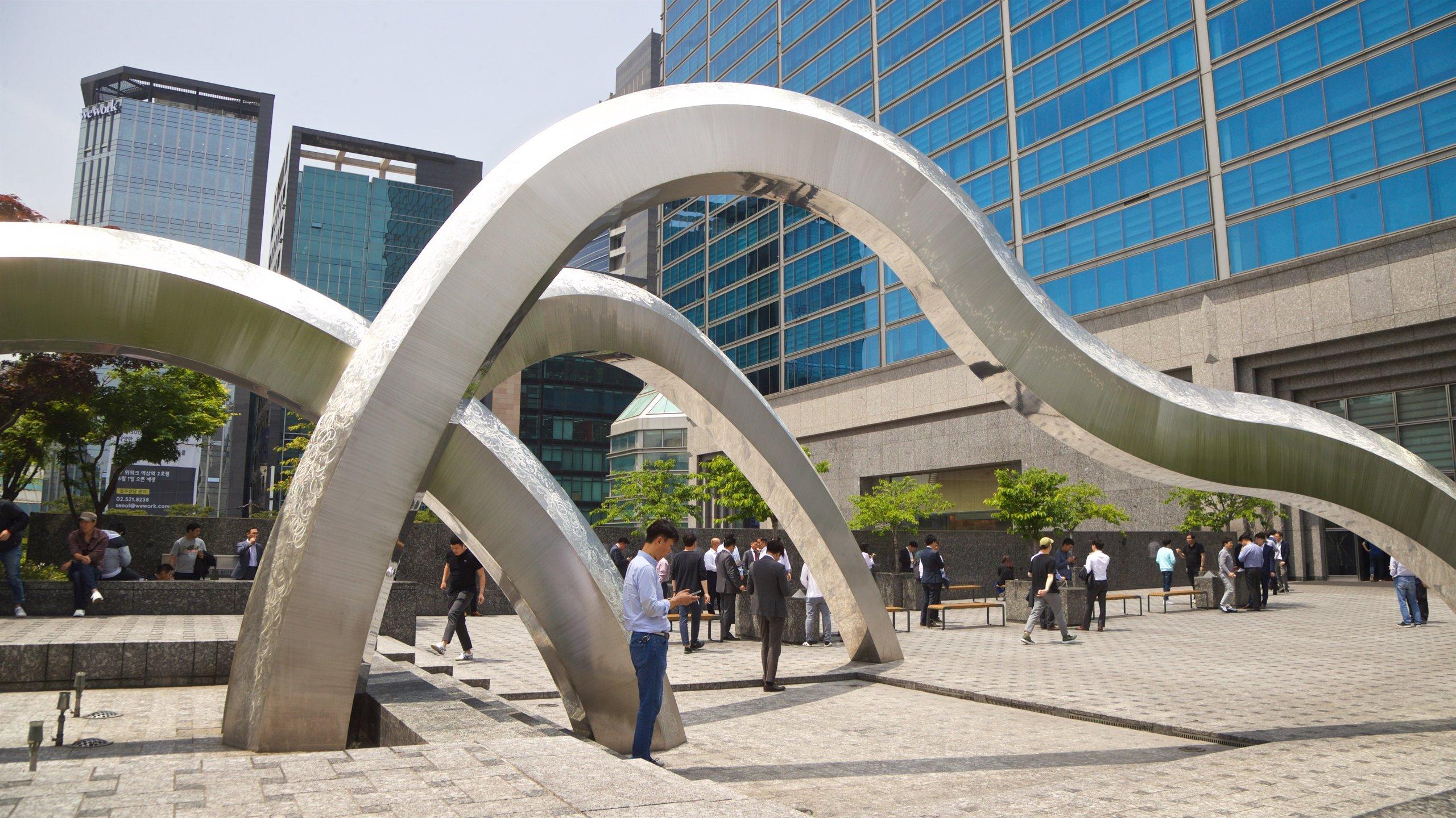Yeoksam, Seoul, Südkorea