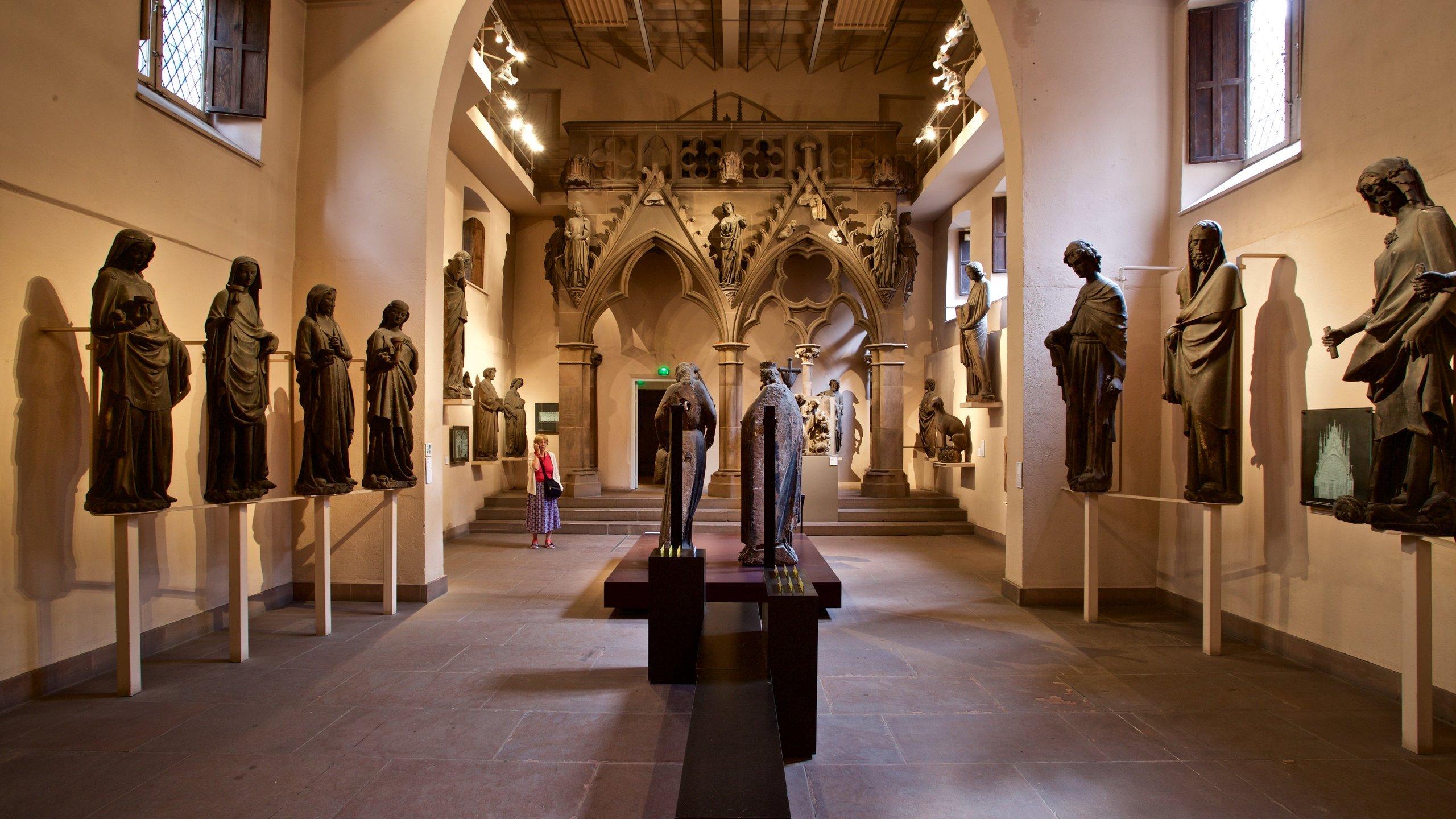 Musée de l'Œuvre Notre-Dame, Straßburg, Bas-Rhin (Département), Frankreich