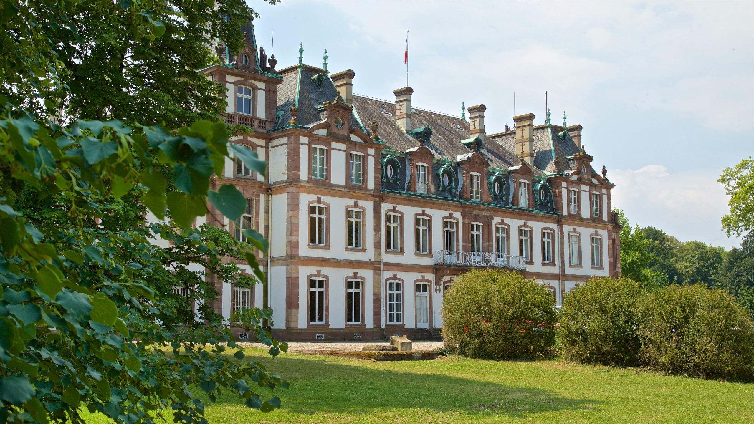 Montagne Verte, Straßburg, Bas-Rhin (Département), Frankreich